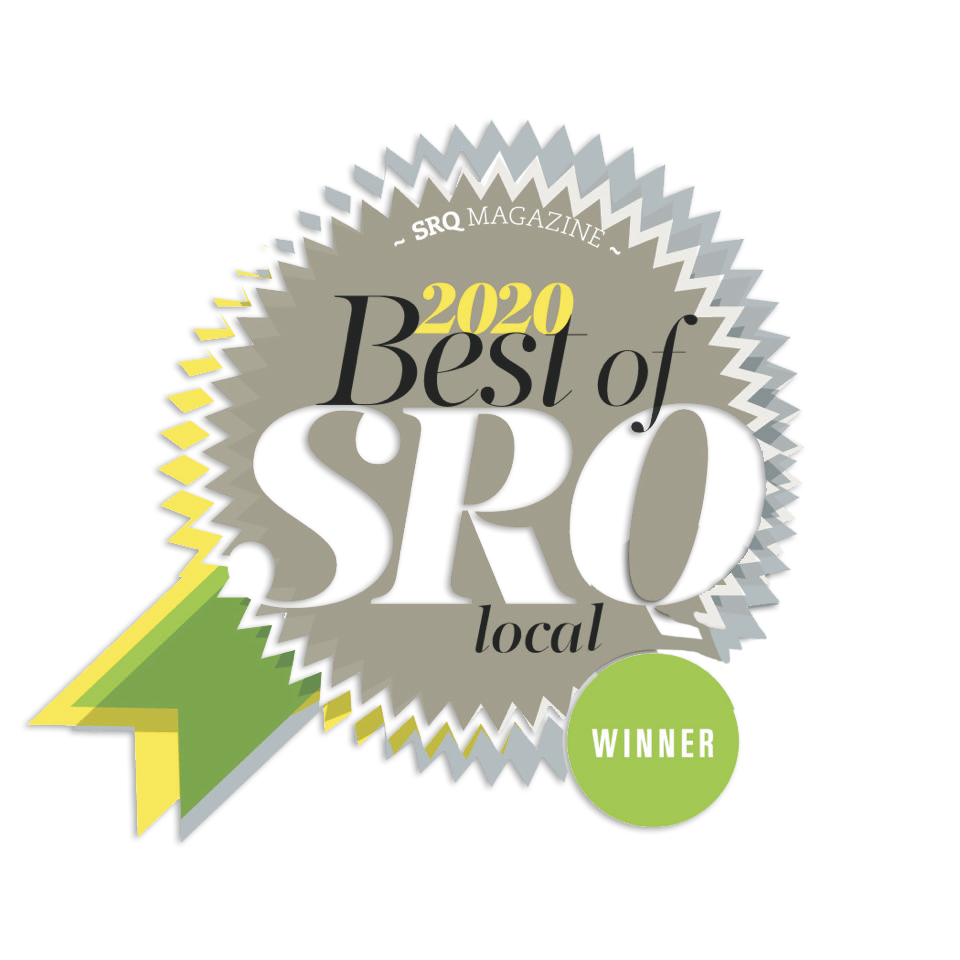 Best Accountant by Best of SRQ - Bronze